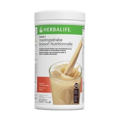 Herbalife Instant Theedrank → Thermodrank met kruidenextracten - Onafhankelijk Herbalife Member